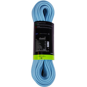 Edelrid SE Emperor Rope 9,8mm 50m Snow/Icemint